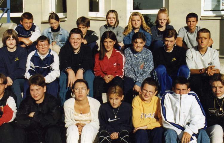 photo de classe 3 233 me g de 1999 coll 232 ge jean rostand copains d avant