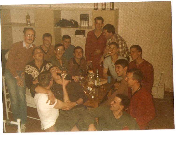 57RA 1981 - 57E REGIMENT D ARTILLERIE