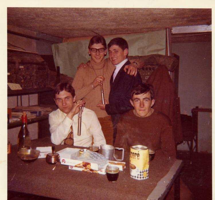 La quille 71/04 1971 - 57E REGIMENT D ARTILLERIE