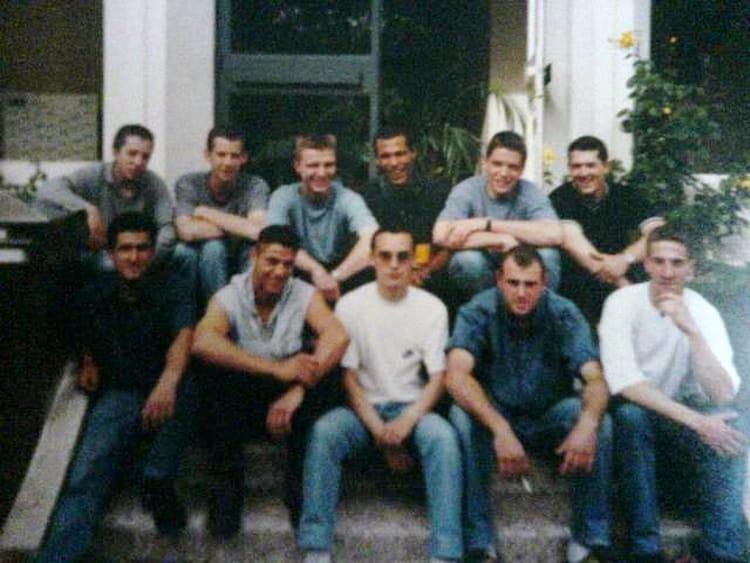chez moi 1997 - 57E REGIMENT D ARTILLERIE