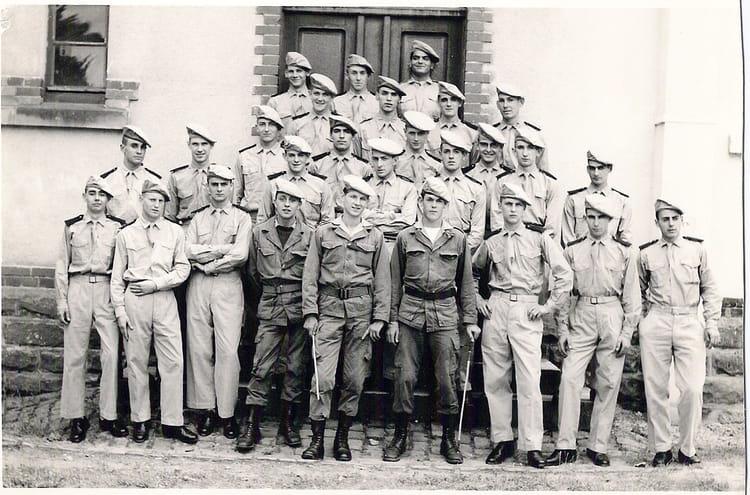BITCHE-Camp 1966 - 1ER R.I.M.