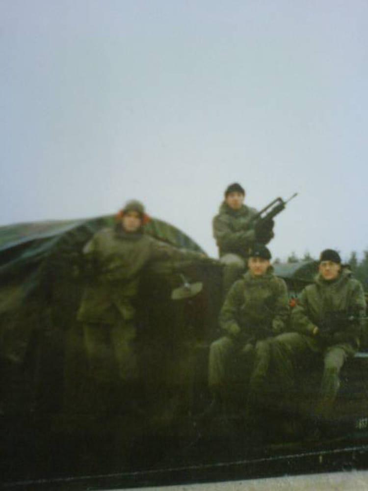 LES POTES 1996 - 57E REGIMENT D ARTILLERIE